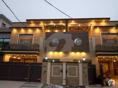 10 Marla Brand New Pair House For Sale At Hot Location Very Near To Shokat Khanum Hospital