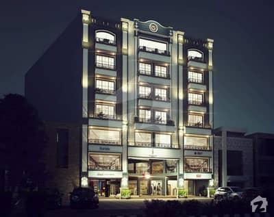 ڈریم گارڈنز ڈیفینس روڈ لاہور میں 1 کمرے کا 2 مرلہ فلیٹ 36.6 لاکھ میں برائے فروخت۔