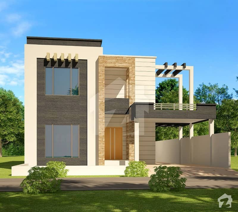 10 Marla Modernly Constructed Luxury House For Sale In Bahria Town Phase 8 C Block