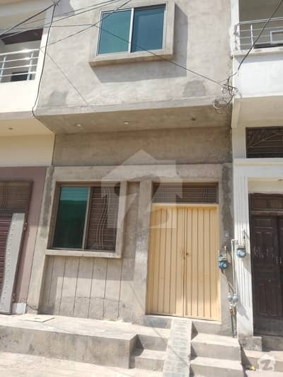 House Is Available For Sale In Habib Town
