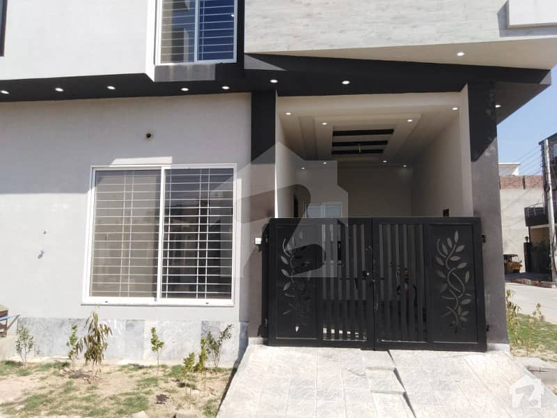 6.6 Marla Pair House For Sale In Ghalib City Faisalabad