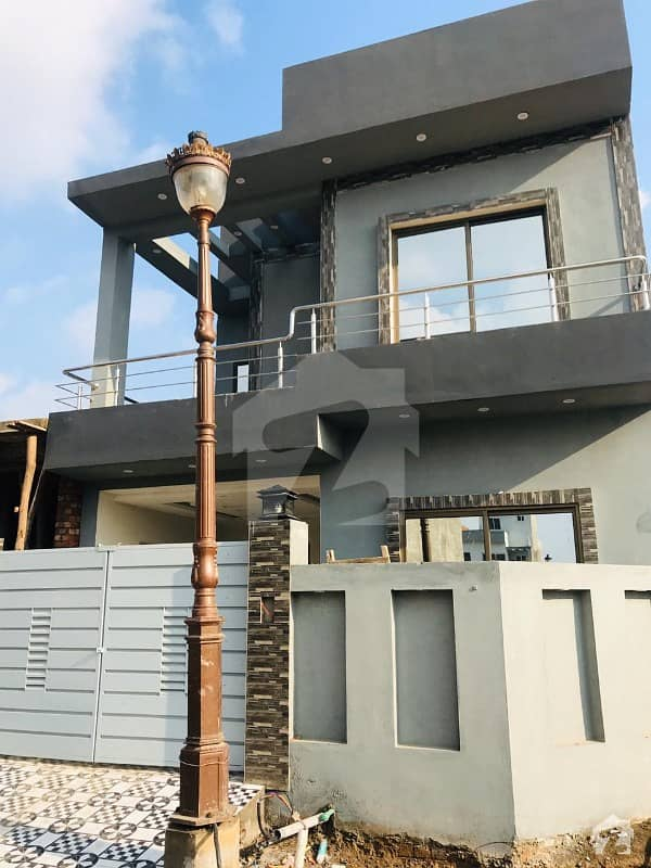 Special Offer 5 Marla Corner House For Sale in Lake City Sector M7B