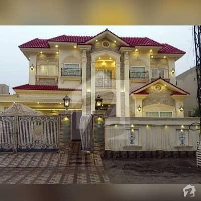 1 Kanal Spanish Italian Design Brand New House For Sale In Block BB DHA Phase 4 Lahore