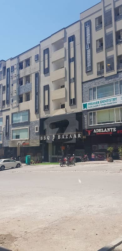6 Marla Commercial Boulevard Plaza Up For Sale In Bahria Town Phase 4 Civic Center