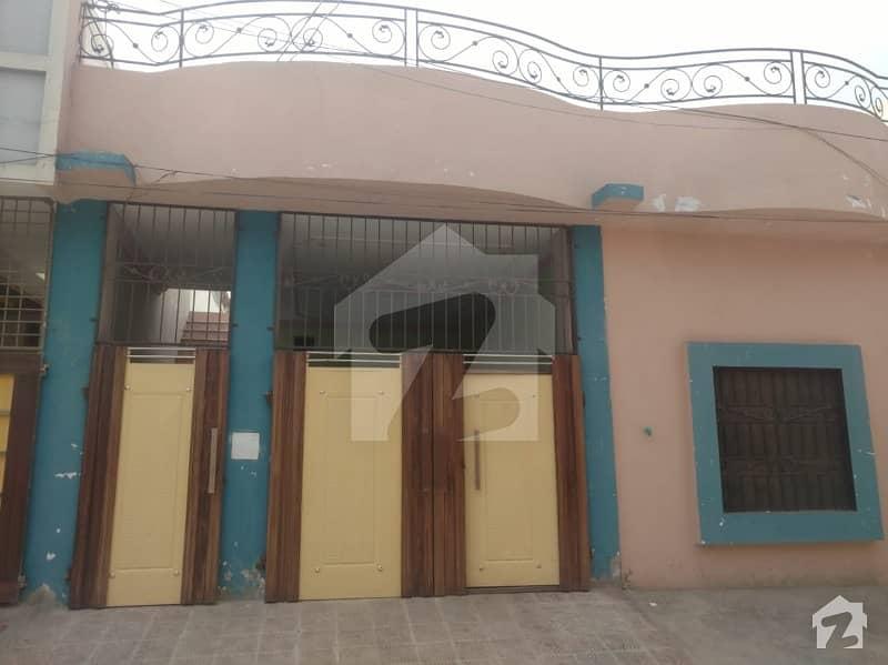 6 Marla House For Sale In Madina Town Rahim Yar Khan