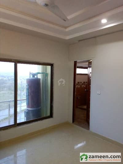 2 Bed Flat For Rent In Jinnah Gardens