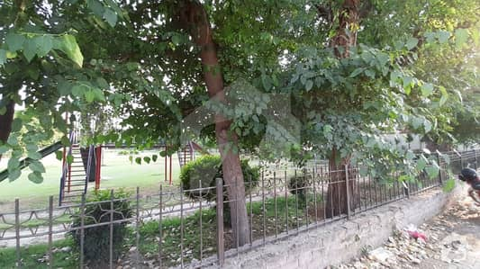 Residential Plot For Sale In Johar Town