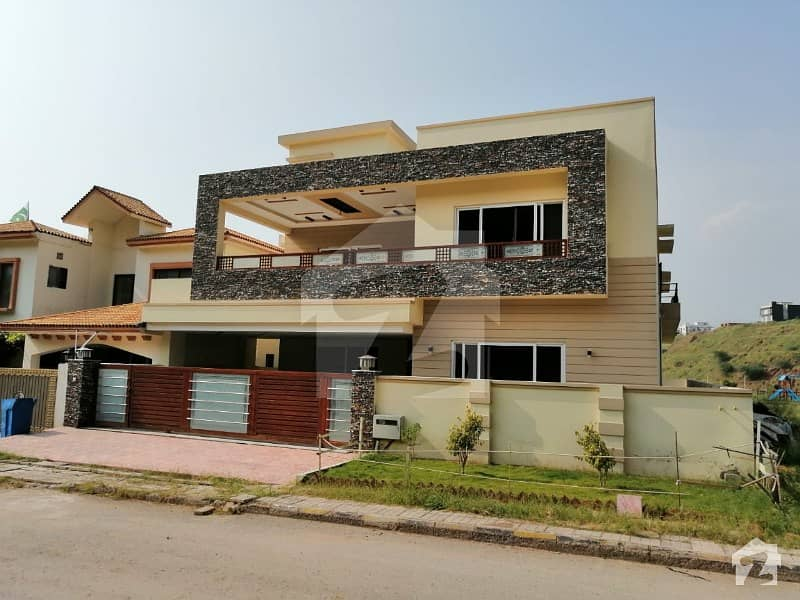 1 Kanal Brand New House For Sale Bahria Town Phase 8 Overseas Sector 5 Rawalpindi