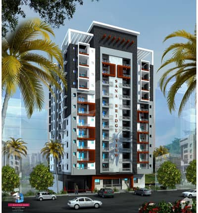 Flat Is  Available For Sale In New Project