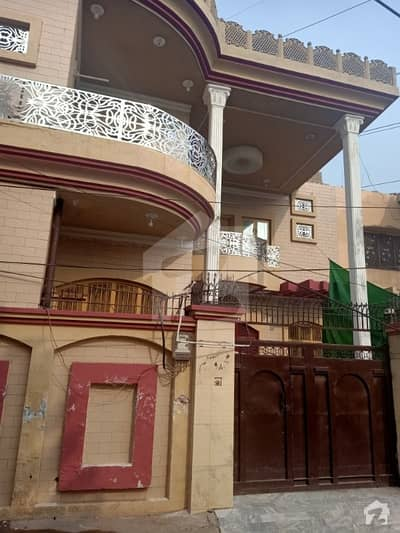 Double Storey House Is Available For Sale In Defence Road At Near Tanveer Marriage Hall
