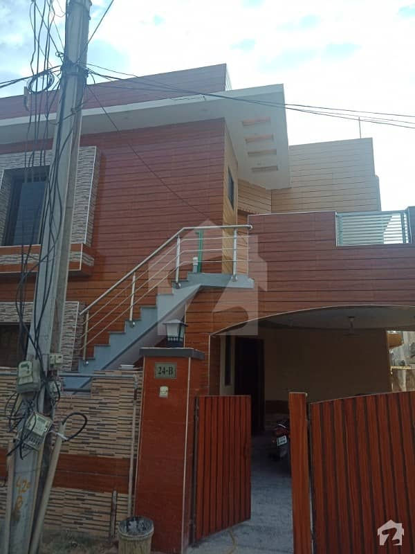 Portion For Rent In Punjab Govt Servants Housing Society Mohlanwal Lahore