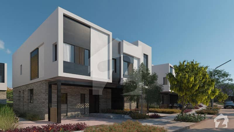 Brand New 4 Bed Villa For Sale In Eighteen Islamabad