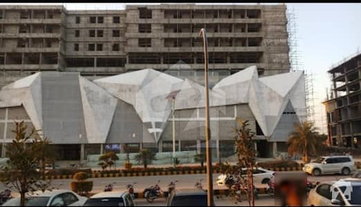 Lower Ground Shop Available For Sale In Gulberg Arena Tower Islamabad