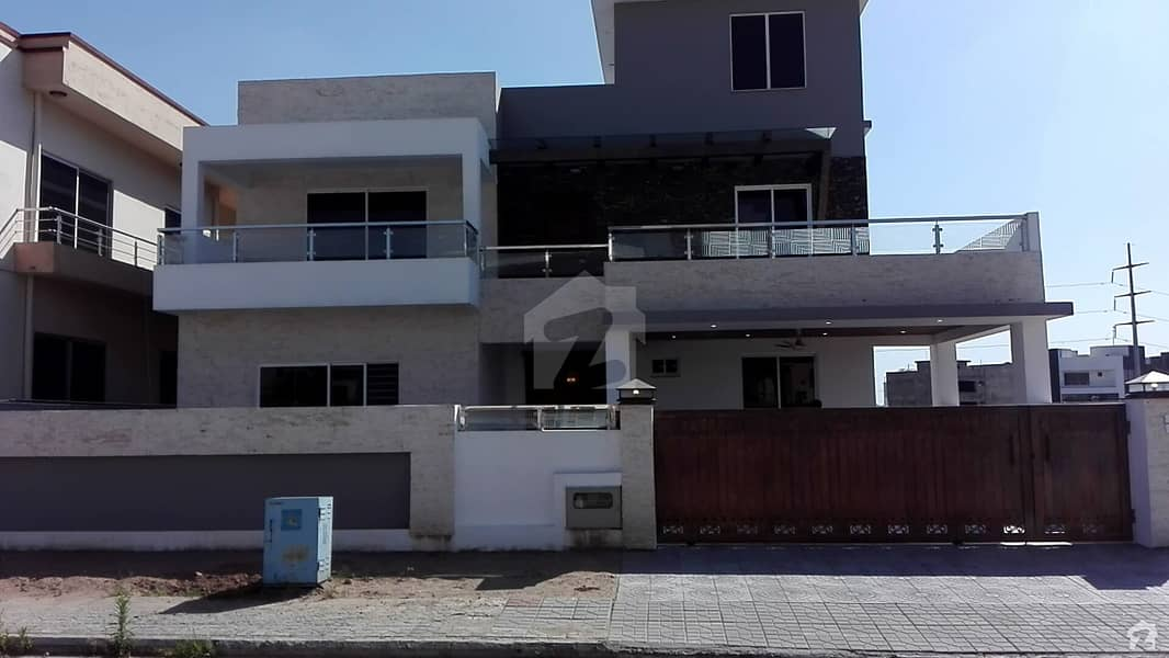 Brand New 1 Kanal House Is Available For Sale In  DHA Phase 2 - Sector E