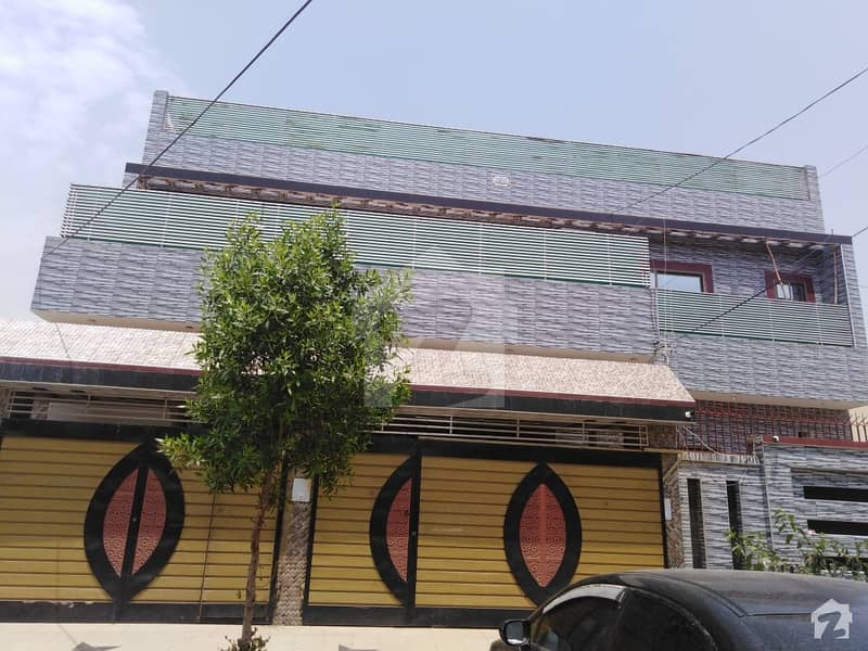 10 Marla Triple Story House For Sale