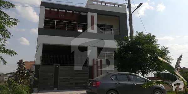 6 Marla Beautiful House for Sale In Arslan Block SA Gardens Lahore