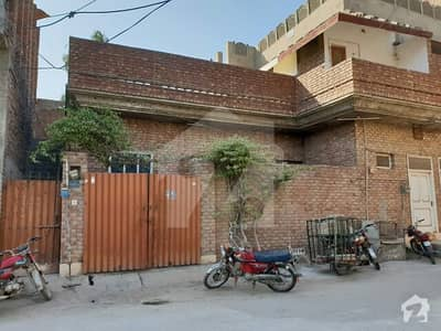 6 Marla Double Storey House For Sale At Very Near To Main Sheikhupura Road