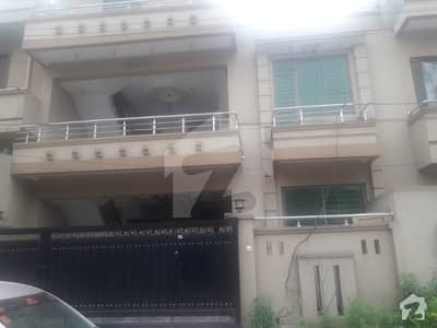 6 Marla Double Storey House For Rent In Sector 4 Good Condition