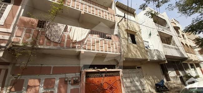 فیڈرل بی ایریا ۔ بلاک 15 فیڈرل بی ایریا کراچی میں 7 کمروں کا 5 مرلہ مکان 1.6 کروڑ میں برائے فروخت۔
