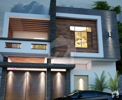 Double Story 150 Sq Yard House For Sale Kohsar Latifabad Hyderabad