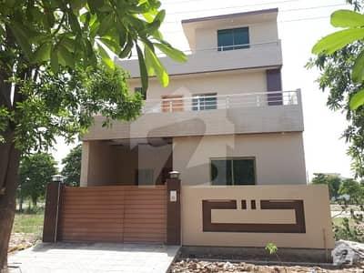 5 Marla Newly Built House In Wapda City Faisalabad