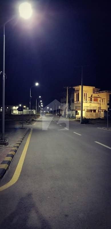 عبداللہ گارڈن اسلام آباد میں 5 مرلہ رہائشی پلاٹ 67 لاکھ میں برائے فروخت۔