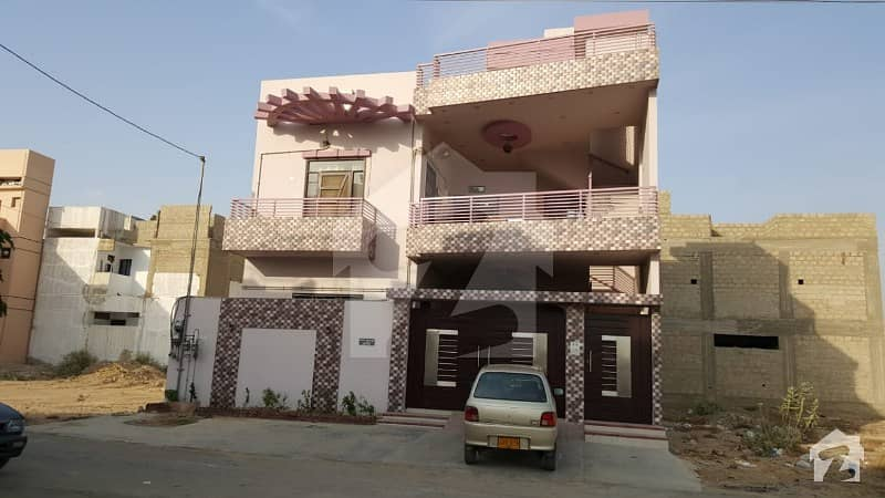 240 Sq Yd House For Sale Ground 1