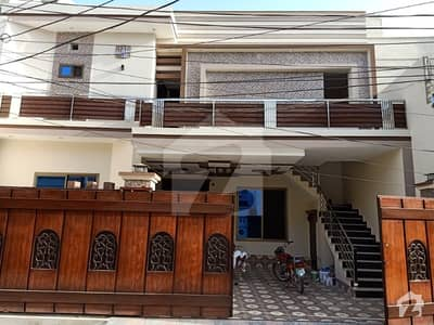 10 Marla Brand New House For Sale In Almajeed Paradise City
