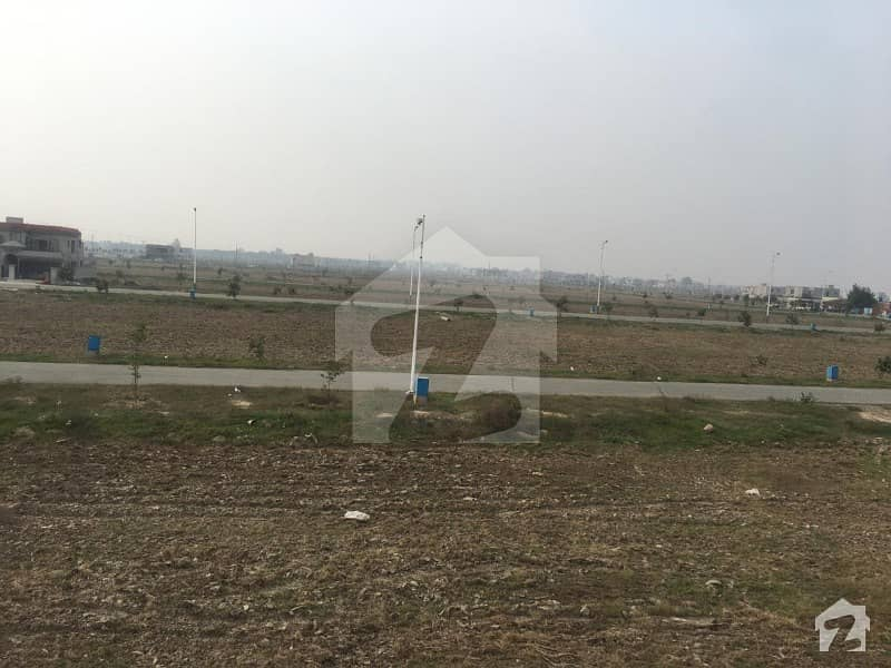 11 Marla Plot For Sale On Main Ring Road