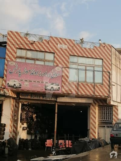 آئی جے پی روڈ اسلام آباد میں 5 مرلہ عمارت 3.2 کروڑ میں برائے فروخت۔