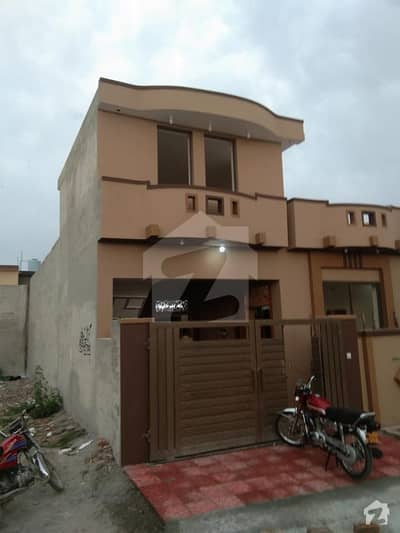 A Brand New5 Marla Single Storey House For Sale In Airport Housing Society  Rawalpindi
