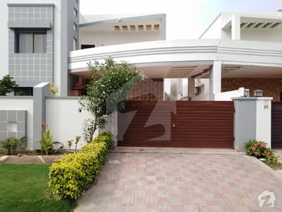 10 Marla Double Storey House For Sale In C Block Of Buch Executive Villas Multan