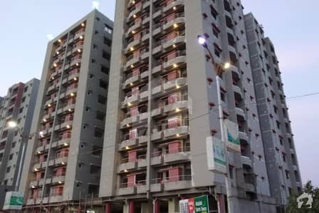 عبداللہ سپورٹس سٹی حیدر آباد میں 2 کمروں کا 6 مرلہ فلیٹ 85 لاکھ میں برائے فروخت۔