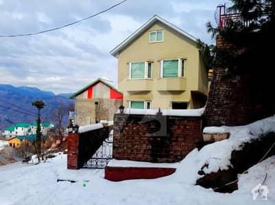 بھوربن مری میں 5 کمروں کا 6 مرلہ مکان 1.5 کروڑ میں برائے فروخت۔