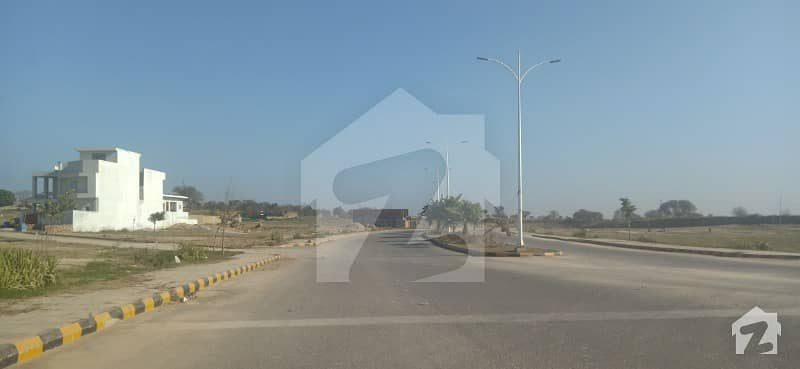 10 Marla Plot File Available For Sale At 4 Years Installment Plan