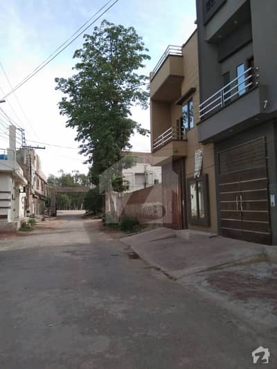 4 Marla Double Storey New House For Sale In Model City