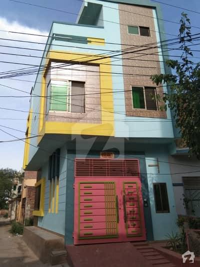 Corner Double Storey House In Model City Housing Scheme