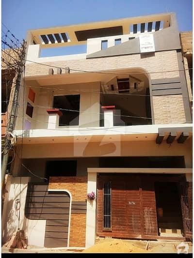 Gulshan E Maymar Sec R4 House For Sale