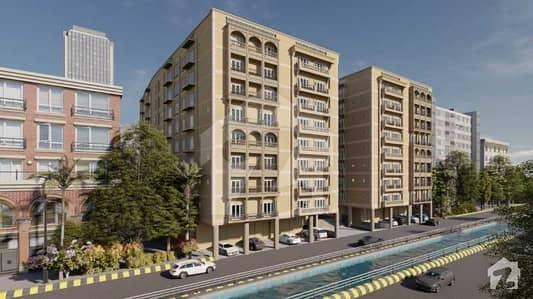 کینال وسٹا ورسک روڈ پشاور میں 3 کمروں کا 8 مرلہ فلیٹ 1.55 کروڑ میں برائے فروخت۔