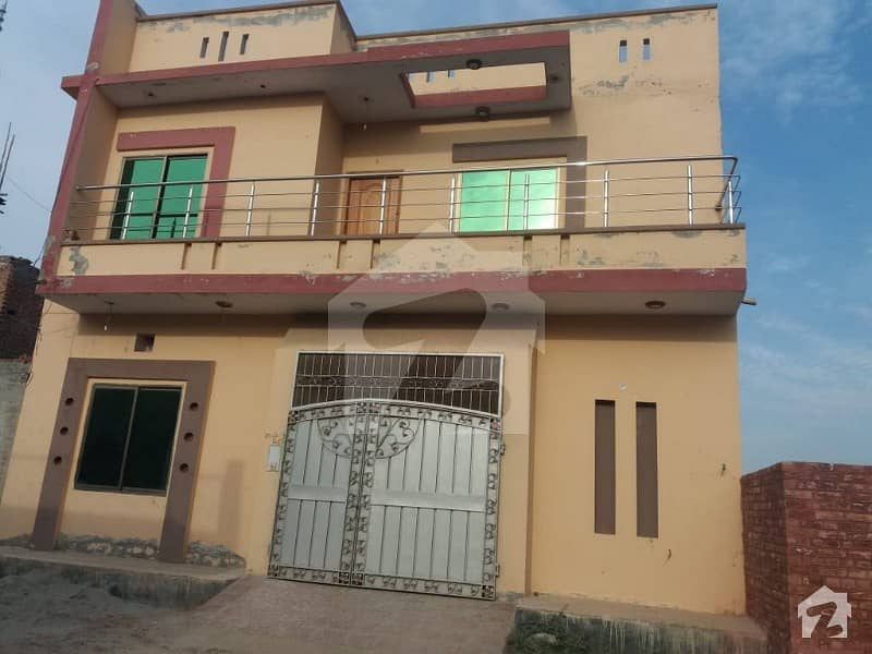 4 Marla House For Sale In Dubai Gardens Sahiwal