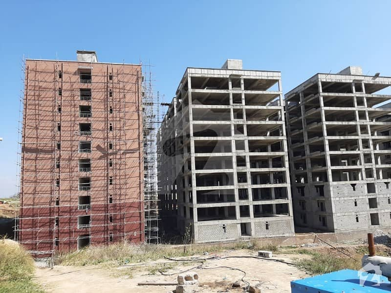 Ground Floor Flat Is Available For Sale I-12 Pha