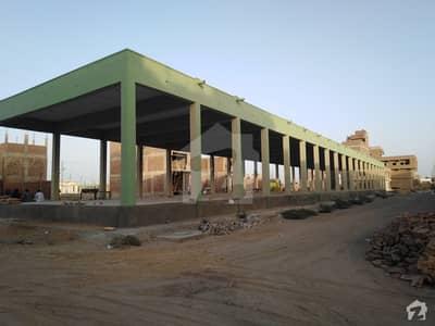 نیو سبزی منڈی حیدر آباد میں 1 مرلہ دکان 28 لاکھ میں برائے فروخت۔
