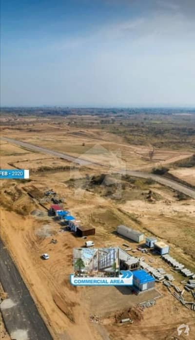 5 Marla Plot File For Sale In Blue World City Islamabad