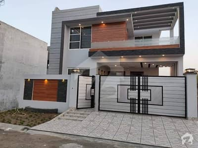10 Marla Brand New House In Wapda Town