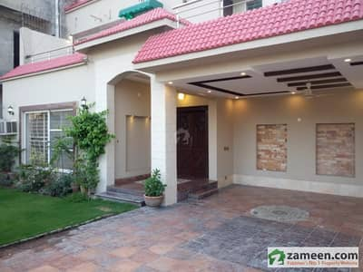 1 Kanal Slightly Used Spanish Beautiful Luxury Villa For Sale In State Life Housing Society Lahore