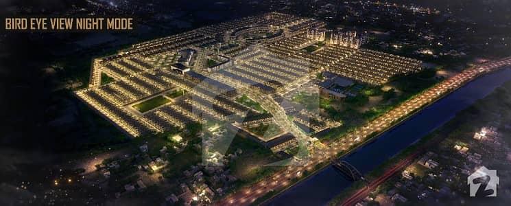 10 Marla Plot File For Sale 3 Years Installment Plan Ajwa City Gujranwala