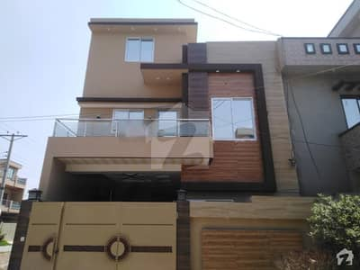 Here Is A Good Opportunity To Live In A Well Built Double Storey House