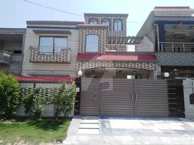 Well Built Double Storey House Available In Good Location