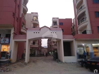 صائمہ عریبین ولاز گداپ ٹاؤن کراچی میں 2 کمروں کا 4 مرلہ فلیٹ 57.4 لاکھ میں برائے فروخت۔
