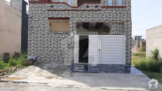 5 Marla Brand New House For Sale In B Block Of Eden Boulevard Lahore